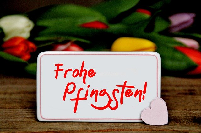 Frohes Pfingsfest